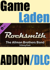 Official Rocksmith - The Allman Brothers Band Song Pack (PC)