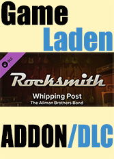 Official Rocksmith - The Allman Brothers Band - Whipping Post (PC)