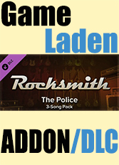 Official Rocksmith - The Police 3-Song Pack (PC)
