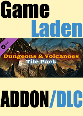 Official RPG Maker: Dungeons and Volcanoes Tile Pack (PC)