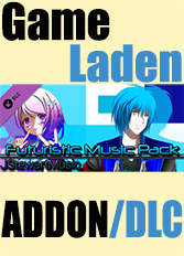 Official RPG Maker: JSM Futuristic Music Pack (PC)