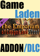 Official RPG Maker: The Emporium of Copper and Steel (PC)