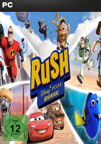Official RUSH: A Disney • PIXAR Adventure (PC/EU)