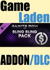 Official Saints Row IV - Bling Bling Pack (PC)