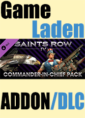 Official Saints Row IV - Commander-In-Chief Pack (PC)