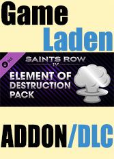 Official Saints Row IV - Element of Destruction Pack (PC)