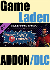 Official Saints Row IV - How the Saints Save Christmas (PC)