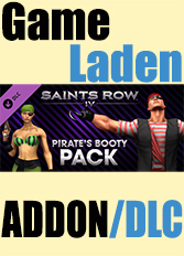 Official Saints Row IV - Pirate's Booty Pack (PC)