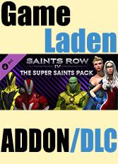 Official Saints Row IV - The Super Saints Pack (PC)