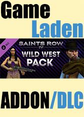 Official Saints Row IV - Wild West Pack (PC)