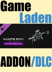 Official Saints Row The Third - Explosive Combat Pack (PC)