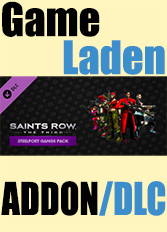 Official Saints Row: The Third - Steelport Gangs Pack (PC)