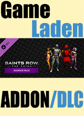 Official Saints Row The Third - Warrior Pack (PC)