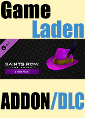 Official Saints Row The Third - Z Style Pack (PC)