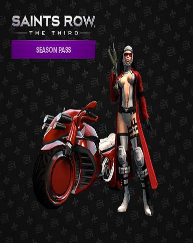 Official Saints Row the Third - Season Pass DLC Pack (PC)
