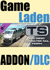 Official San Diego Commuter Rail F59PHi (PC)