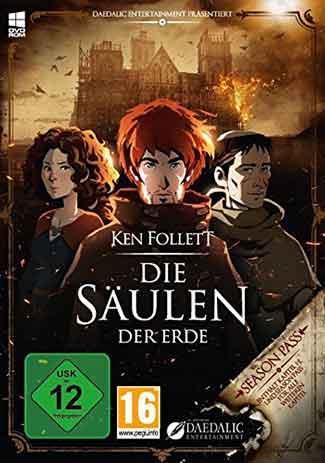 Official Ken Follett: Die Säulen der Erde (PC)