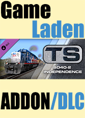Official SD40-2 Independence (PC)