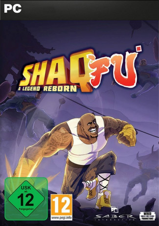 Official Shaq-Fu: A Legend Reborn (PC)