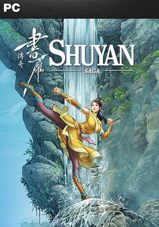 Official Shuyan Saga (PC/Mac)