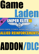 Official Sniper Elite 3 - Allied Reinforcements Outfit Pack (PC)