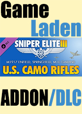 Official Sniper Elite 3 - U.S. Camouflage Rifles Pack (PC)