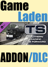 Official Southern Pacific Cab Forward (PC)