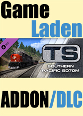 Official Southern Pacific SD70M Loco (PC)