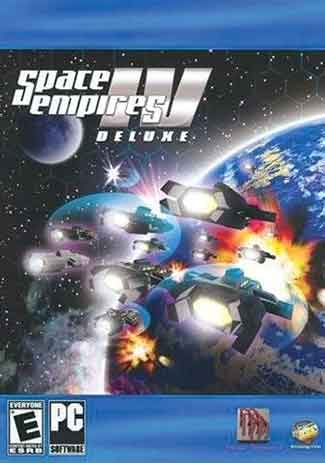 Official Space Empires IV Deluxe (PC)