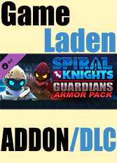 Official Spiral Knights: Guardians Armor Pack (PC)