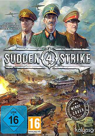 Official Sudden Strike 4 (PC)