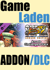 Official SSF IV: Arcade Edition - Arcade Challengers Pack (PC)