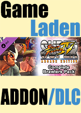 Official SSF IV: Arcade Edition - Complete Brawler Pack (PC)