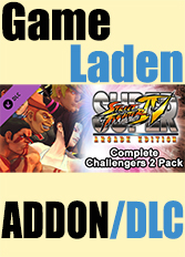 Official SSF IV: Arcade Edition - Complete Challengers 2 Pack (PC)