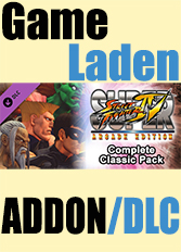 Official SSF IV: Arcade Edition - Complete Classic Pack (PC)