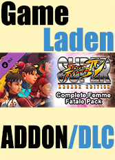 Official SSF IV: Arcade Edition - Complete Femme Fatale Pack (PC)