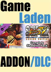 Official SSF IV: Arcade Edition - Complete Shadoloo Pack (PC)