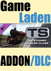Official Stanier Jubilee Locomotive Add-On (PC)