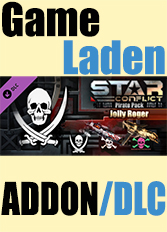 Official Star Conflict: Pirate Pack - Jolly Roger (PC)