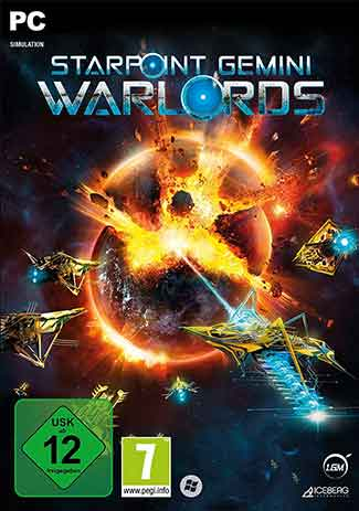 Official Starpoint Gemini Warlords (PC)