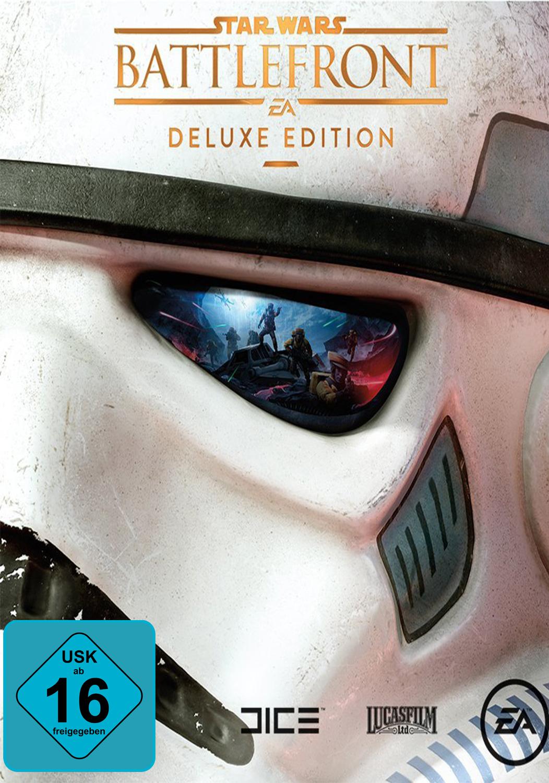Official STAR WARS Battlefront - Deluxe Edition Content (PC)(Guthaben Code - nur DE)