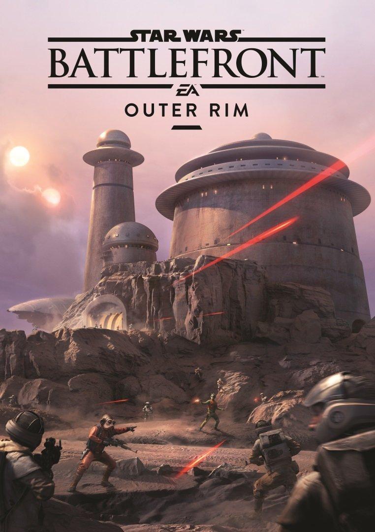 Official STAR WARS Battlefront Outer Rim (PC)(Guthaben Code - nur DE)