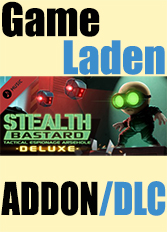 Official Stealth Bastard Deluxe - Soundtrack (PC)