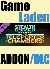 Official Stealth Bastard Deluxe - The Teleporter Chambers (PC)