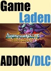 Official Steamworks: Awesomenauts - Coco McFly (PC)