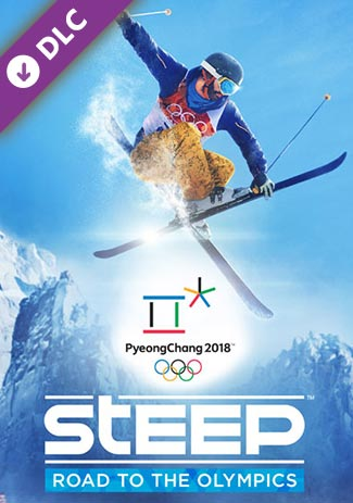 Official Steep - Road to the Olympics DLC (PC)