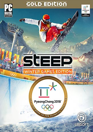 Official Steep - Winter Games Gold Edition (PC)