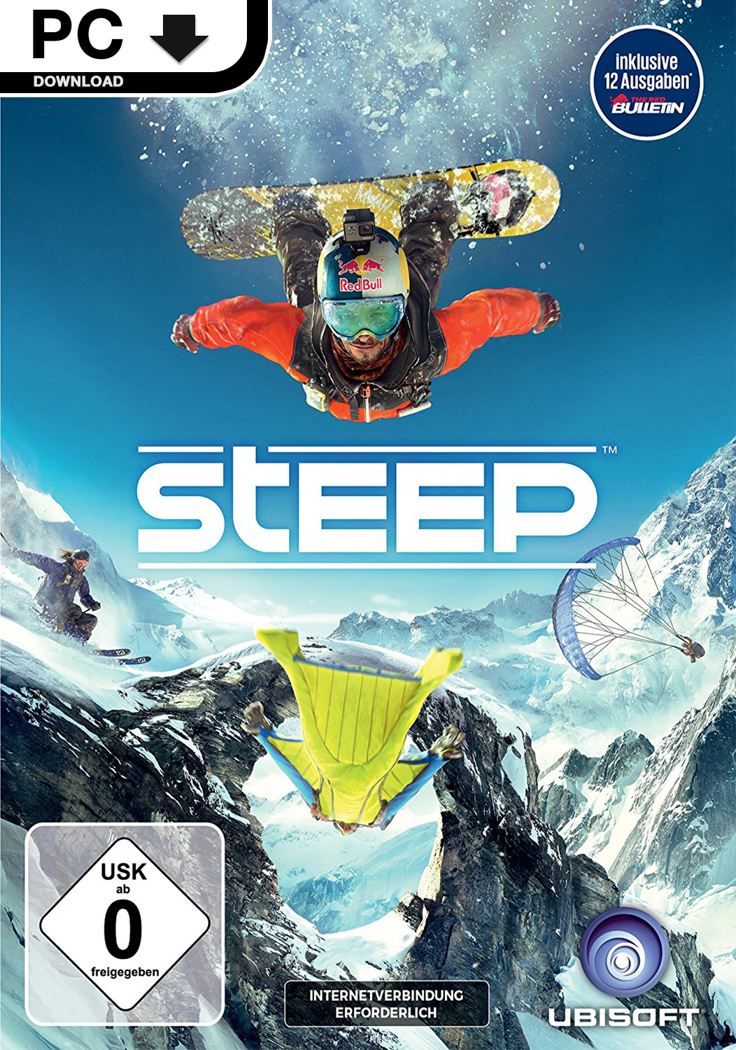 Official Steep – Nacht Paket (PC/PS4/Xbox One)