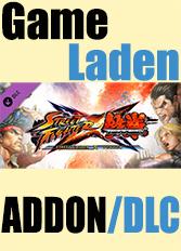 Street Fighter X Tekken: Rolento (Swap Costume) (PC)