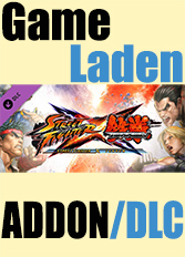 Official Street Fighter X Tekken: Street Fighter Boost Gem Pack 2 (PC)